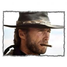 Paitakuva - Clint Eastwood (A1042)