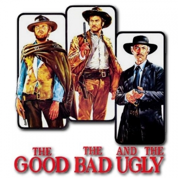 Paitakuva - The Good The Bad and The Ugly (A1053)