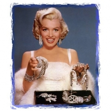 Paitakuva - Marilyn (A1054)