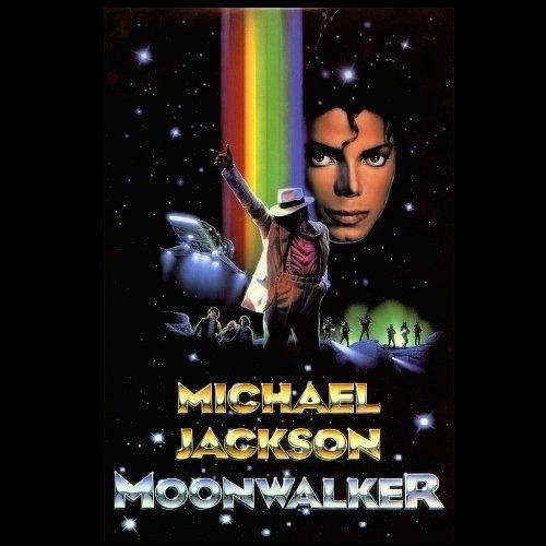 MICHAEL JACKSON MOONWALKER (A372)
