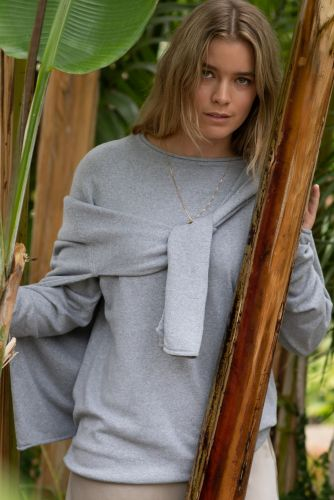 ARENAL NEULE Heather Grey