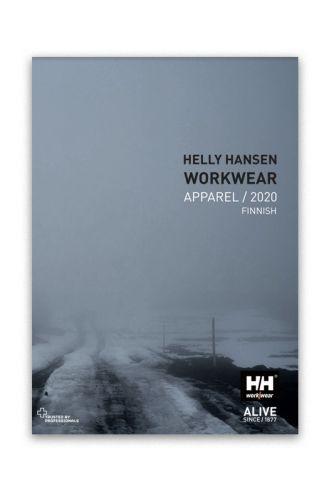 HELLY HANSEN WORKWEAR KATALOGI 2020 HH96077
