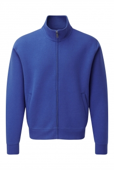 AUTHENTIC COLLEGE FULL ZIP Bright Royal