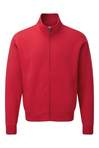 AUTHENTIC COLLEGE FULL ZIP Classic Red