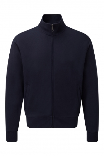 AUTHENTIC COLLEGE FULL ZIP French Navy
