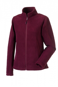 NAISTEN OUTDOOR FLEECE Burgundy