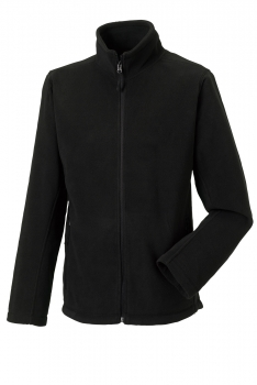 OUTDOOR FLEECE Black