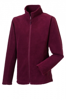 OUTDOOR FLEECE Burgundy