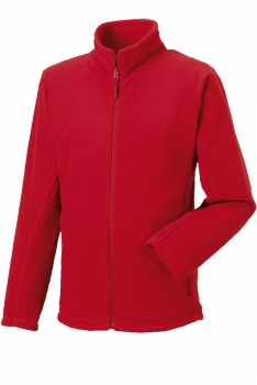 OUTDOOR FLEECE Classic Red