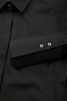 NAISTEN PITKÄHIHAINEN ULTIMATE STRETCH PAITAPUSERO Black