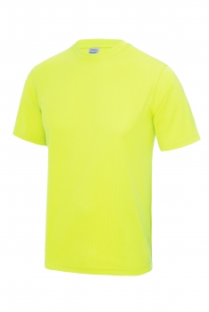 LASTEN COOL T-PAITA Electric Yellow