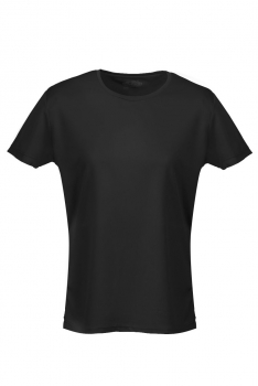 GIRLIE COOL T-PAITA Black