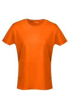 GIRLIE COOL T-PAITA Electric Orange