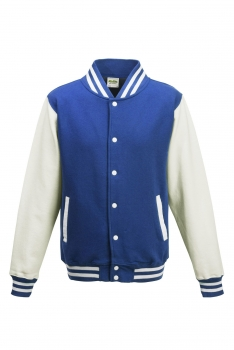LASTEN VARSITY BASEBALL COLLEGETAKKI Royal Blue - White