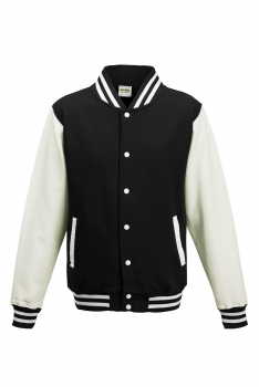 LASTEN VARSITY BASEBALL COLLEGETAKKI Black - White