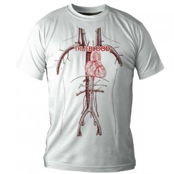 T-PAITA - TRUE BLOOD HEART (LF8003)