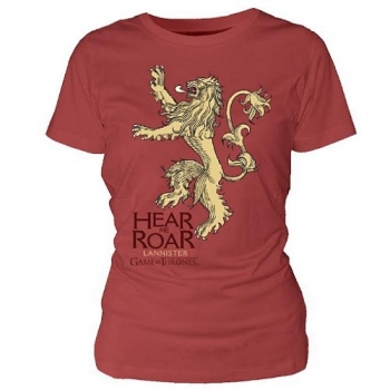 T-PAITA - GAME OF THRONES HEAR ME ROAR LADIES (LF8010)