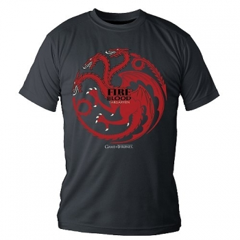 T-PAITA - GAME OF THRONES FIRE AND BLOOD (LF8011)