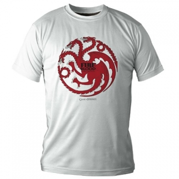 T-PAITA - GAME OF THRONES - TARGARYEN (LF8053)