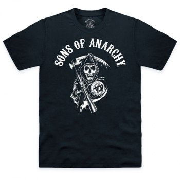 SONS OF ANARCHY - Classic Logo (LF8066)