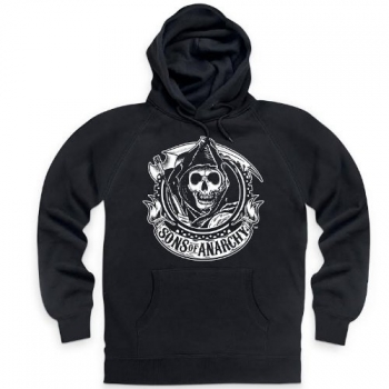 HUPPARI - SONS OF ANARCHY - REAPER BANNER (LF9002)