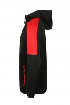 ACTIVE VETOKETJUHUPPARI Black - Red