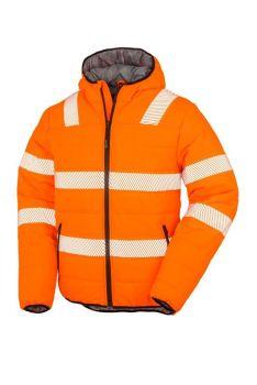 RECYCLED TOPATTU RIPSTOP TAKKI Fluorescent Orange