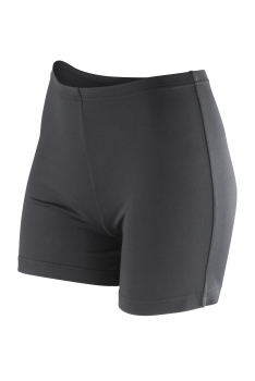 NAISTEN IMPACT SOFTEX® SHORTSIT Black