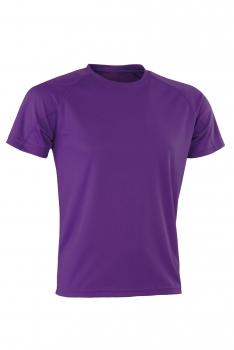 UNISEX AIRCOOL T-PAITA Purple