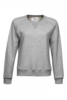 NAISTEN URBAN RAGLANCOLLEGE Heather Grey
