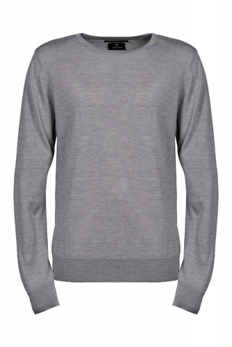 O-AUKKO NEULE Light Grey