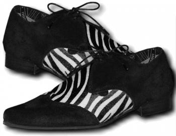 KENGÄT: Underground -Spittarit (Zebra)