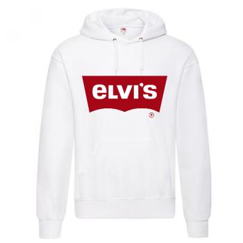 HUPPARI - ELVIS valkoinen
