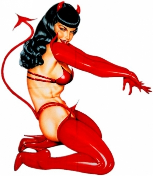 Bettie Page (A1048)