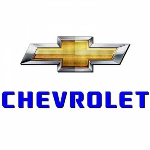 Paitakuva - Chevrolet (A1085)