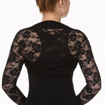 BOLERO - Lace Rose Bolero - BANNED