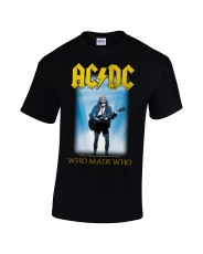 T-PAITA - WHO MADE WHO - AC/DC (LF8230)