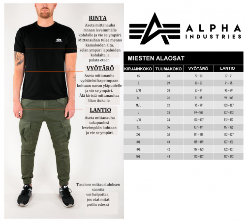 SHORTSIT OLIIVI - Defense Short - ALPHA INDUSTRIES