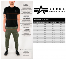 ALPHA HIHATON PAITA harmaa - Basic Tank BB - ALPHA INDUSTRIES