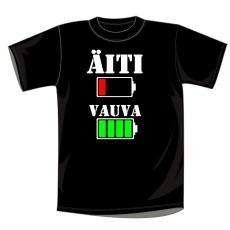 T-PAITA - PATTERIT (ÄITI/VAUVA)