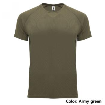 TEKNINEN T-PAITA ROLY    (Army green)