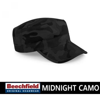 ARMY CAMO CAP Beechfield  (4 värivaihtoehtoa)