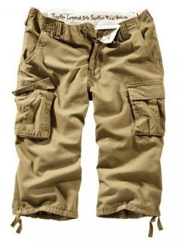 SHORTSIT - TROOPER LEGEND 3/4 BEIGE - SURPLUS