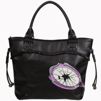OLKALAUKKU - NINE LIVES HANDBAG - BANNED