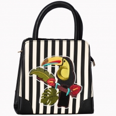 KÄSILAUKKU - TOUCAN BAG - BANNED