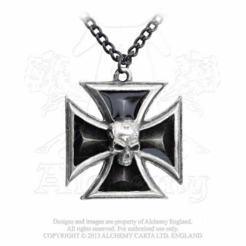KAULAKORU - BLACK KNIGHT'S CROSS - ALCHEMY (P617)