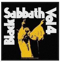 KANGASMERKKI - BLACK SABBATH VOL. 4 (50043)
