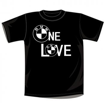 T-PAITA LOVE BMW