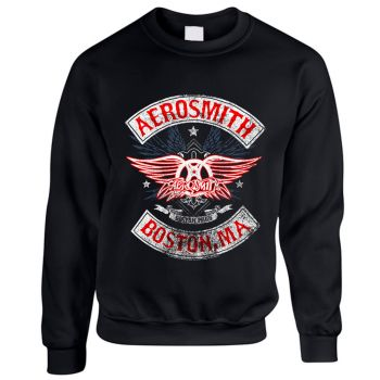 COLLEGEPAITA - BOSTON PRIDE - AEROSMITH (LF9062)