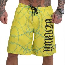 YAKUZA - Barbwire Board yellow - SHORTSIT